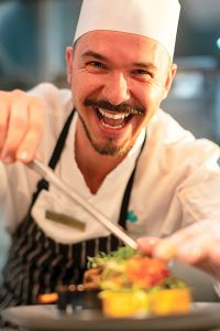 Head Chef Antonio Moramarco