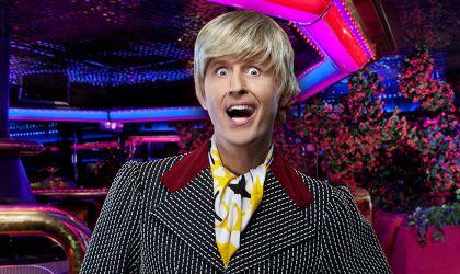 Cover image for 'Bob Downe Viva Bob Vegas!'