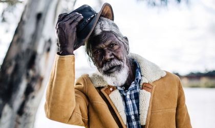 Cover image for 'DIFF 2020: Take Two – My Name Is Gulpilil'