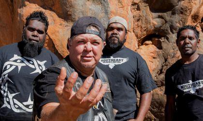 Cover image for 'Southeast Desert Metal'