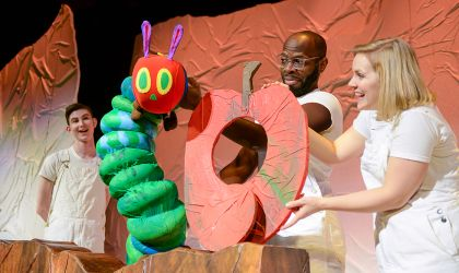 Cover image for 'The Very Hungry Caterpillar Show'