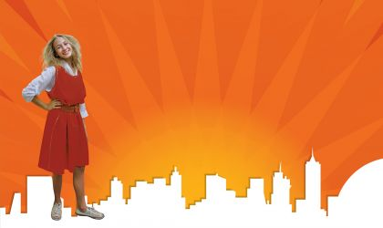 Cover image for 'Annie the Musical – Haileybury Rendall School'