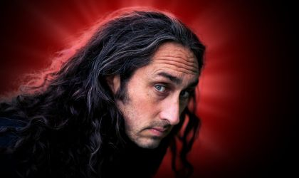 Cover image for 'Ross Noble 2021 Comeback Special'
