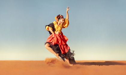 Cover image for 'Carmen – Opera Australia'