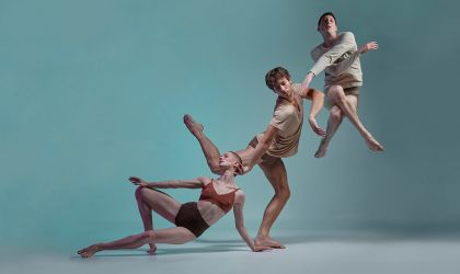 Cover image for 'Sydney Dance Company – Impermanence'