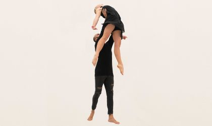 Cover image for 'Forbidden – NT Dance Company '