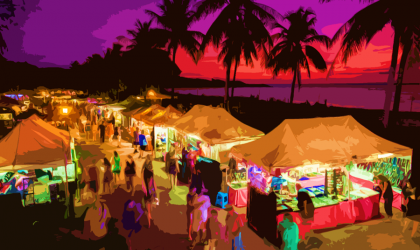 Cover image for 'Opening Night 2020 - Mindil Beach Sunset Market'