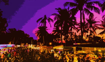 Cover image for 'Opening Night 2021 - Mindil Beach Sunset Market'