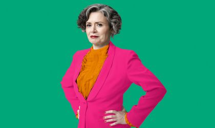 Cover image for 'Judith Lucy Turns Out I'm Fine: In Conversation'