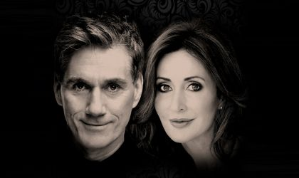 Cover image for '//CANCELLED// Marina Prior & David Hobson The 2 Of Us'