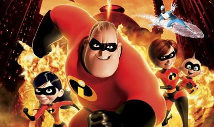 Cover image for 'The Incredibles   Cult Classics at DEC'