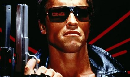 Cover image for 'The Terminator   Cult Classics at DEC'
