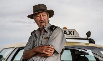 Cover image for 'Last Cab to Darwin'