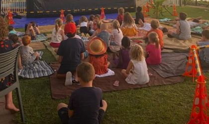 Cover image for 'Kids' Movie Night Under the Stars'