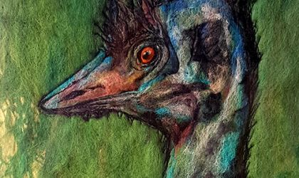 Cover image for 'Felted Birds'