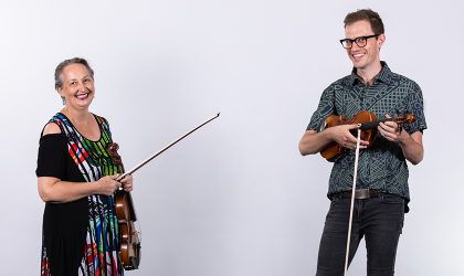 Cover image for 'Distanced Duets: Ania & Kyle | Darwin Festival'
