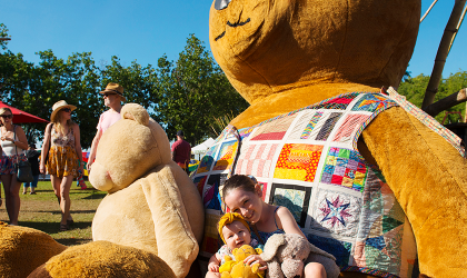Cover image for 'City of Darwin Teddy Bears' Picnic | Darwin Festival'