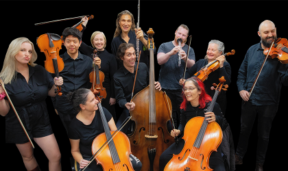 Cover image for 'Alice Springs World Chamber Orchestra | Darwin Festival'