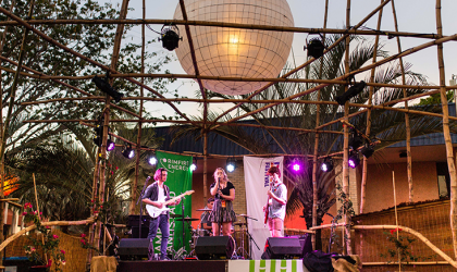 Cover image for 'Rimfire Energy Bamboo Bandstand | Darwin Festival'