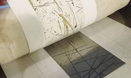 Cover image for 'Aluminium Etching Printmaking Workshop - September'