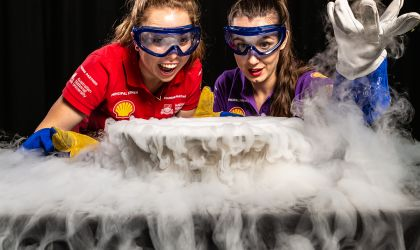 Cover image for 'PALMERSTON POP-UP SCIENCE CENTRE'