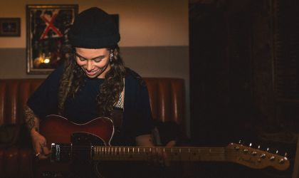 Cover image for 'Tash Sultana and Ocean Alley'
