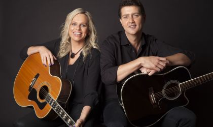 Cover image for 'Adam Harvey and Beccy Cole'