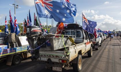 Cover image for 'Hot 100 Australia Day Ute Run'