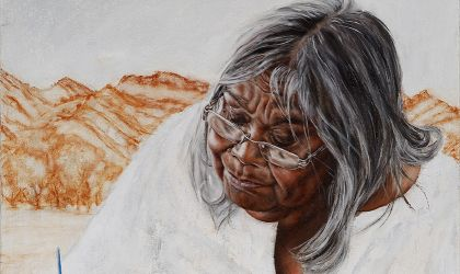 Cover image for 'Portrait of a Senior Territorian Art Award'