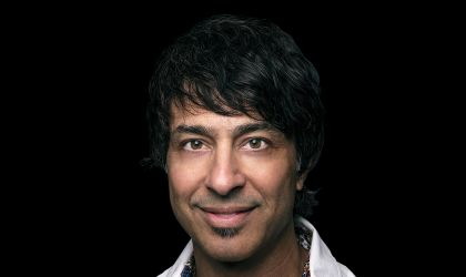Cover image for 'Arj Barker - Comes Clean'