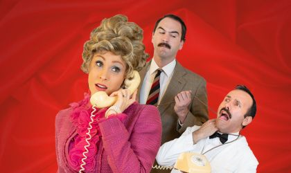 Cover image for 'Faulty Towers The Dining Experience '