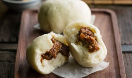 Cover image for 'Steamed Bao Buns'
