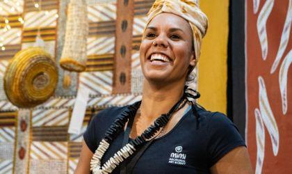 Cover image for 'Darwin Aboriginal Art Fair (DAAF) – Online'