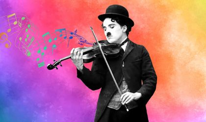 Cover image for 'Charlie Chaplin Live Cinema'