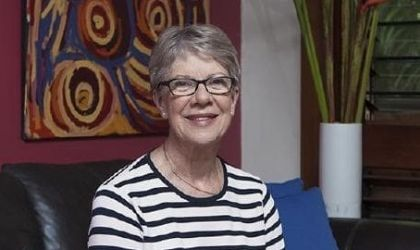 Cover image for 'Portrait of a Senior Territorian Lunchtime Conversation with Clare Martin'