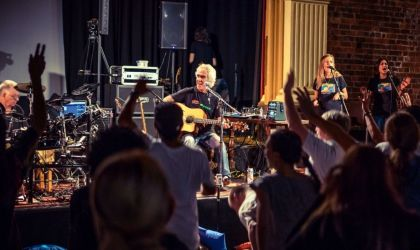 Cover image for 'Chant for Peace Kirtan Concert with Pralad & the Chants'