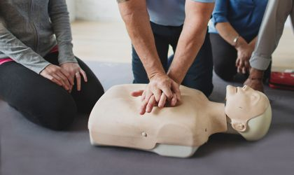 Cover image for 'Get That Job! FREE CPR Refresher'