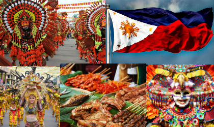 Cover image for 'The 23rd Filipino Barrio Fiesta'