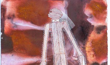 Cover image for 'Kunwaral: Shadows of Western Arnhem Land'