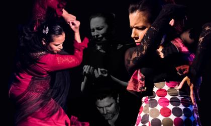 Cover image for 'Darwin Fringe Festival: Evocación | Flamenco'