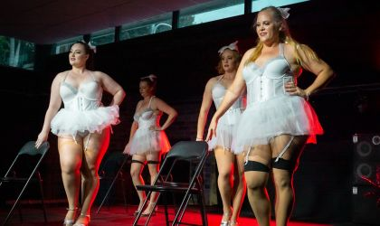 Cover image for 'Divine Nights – Halloween Burlesque Showcase'