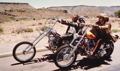 Cover image for 'Easy Rider 40th Anniversary'