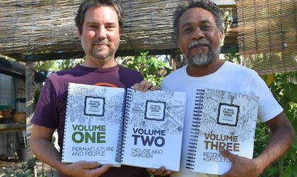 Cover image for 'NTWF 2020: Tropical Permaculture from Timor Leste'