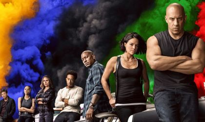 Cover image for 'Fast and Furious 9 – Fundraiser for GRANT'