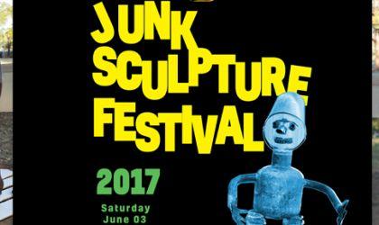 Cover image for 'Junk Sculpture Festival'