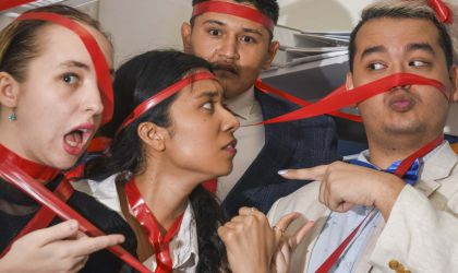 Cover image for 'Darwin Fringe Festival: Activating Red Tape'