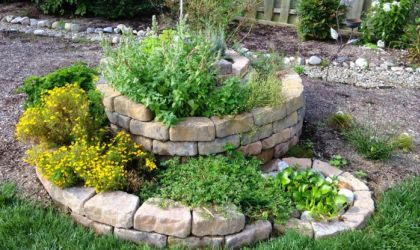Cover image for 'Creating a Herb Spiral Workshop'