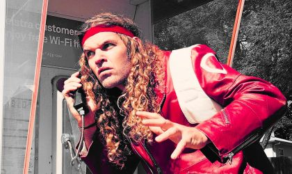 Cover image for 'Eddie Ray - I Left My Telephone On The Bus - Darwin Fringe'