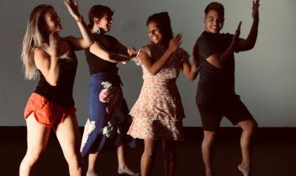 Cover image for 'Dead Singers Dance Society - Bollywood Awakening'