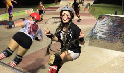 Cover image for 'Halloween Skate'